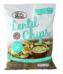 Linsen Chips Creamy Dill  - Eat Real - 113g