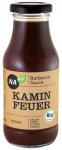 Barbecue Sauce Kaminfeuer - Nabio - 240ml