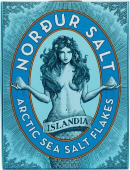 Artic Sea Meersalzflocken - Nordur Salt - 125g
