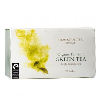 Grüner Tee - Hampstead Tea - 50 g