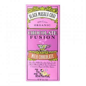 Milchschokolade Black Masala - The Tea Room - 51g