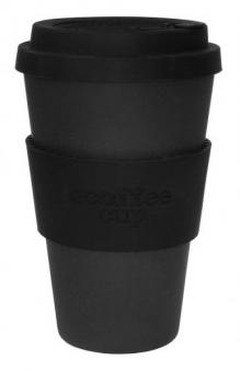ecoffee cup to go 400ml Blackout