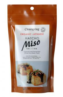 Hatcho Miso - Clearspring - 300g - MHD 05/19