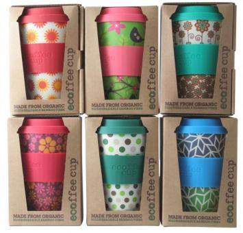 ecoffee cup to go 400ml