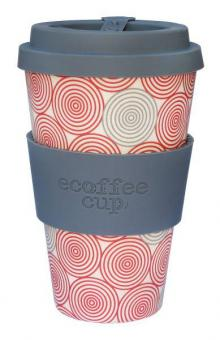 ecoffee cup to go 400ml Swirl
