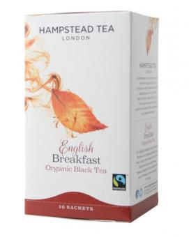 English Breakfast Tea - Hampstead Tea - 40 g