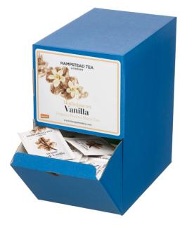 Black Vanilla Tea Gastropack- Hampstead Tea - 375 g