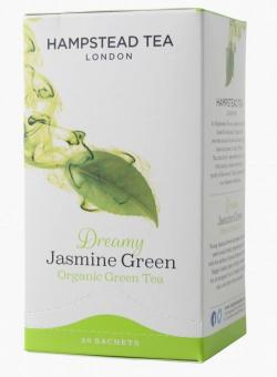 Dreamy Jasmine Tea - Hampstead Tea - 40 g