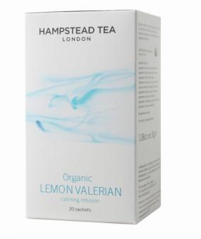 Lemon Valerian Tea - Hampstead Tea - 30 g