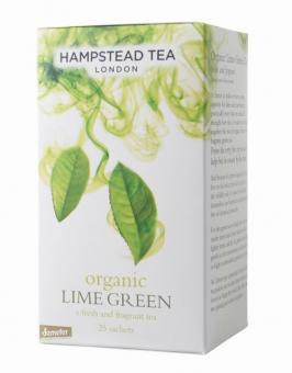 Lime Green Tea - Hampstead Tea - 50 g