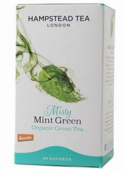 Misty Mint Green - Hampstead Tea - 40 g