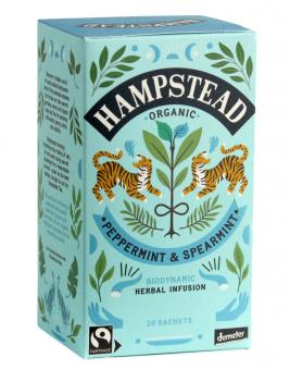 Peppermint Tea - Hampstead Tea - 30 g