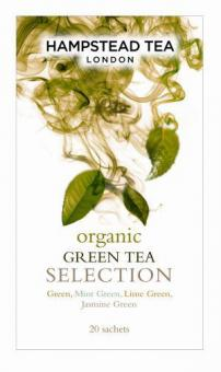Green Tea Selection - Hampstead Tea - 40 g