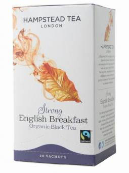 English Breakfast strong - Hampstead Tea - 50 g