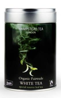 White Tea - Hampstead Tea - 25 g Dose