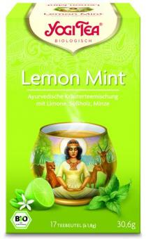 Yogi Tee Lemon Mint - 30,6 g