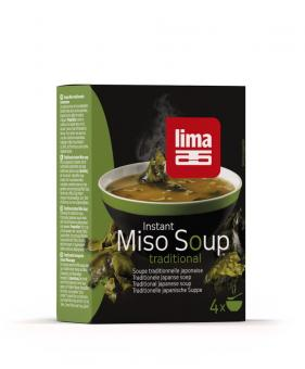 Miso Suppe Traditional - Lima - 40g