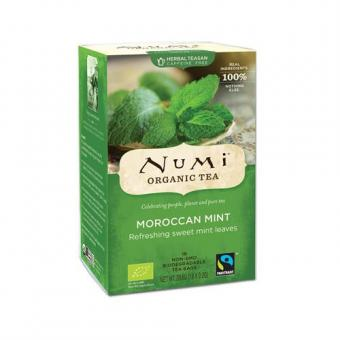 Numi Organic Moroccan Mint - Simple 39,6 g