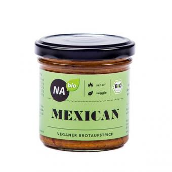 Hot Mexican Aufstrich - Nabio - 140g