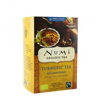Turmeric Tea Golden Tonic - Numi Tee - 37,2g