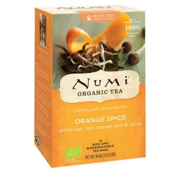 Numi Organic Orange Spice - Moonlight Spice 44,8 g