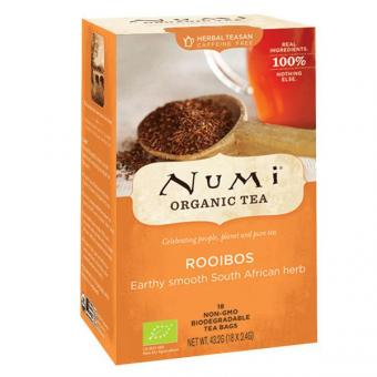 Numi Organic Rooibos - Red Mellow Bush 43 g