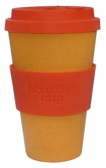 ecoffee cup to go 400ml Orangery