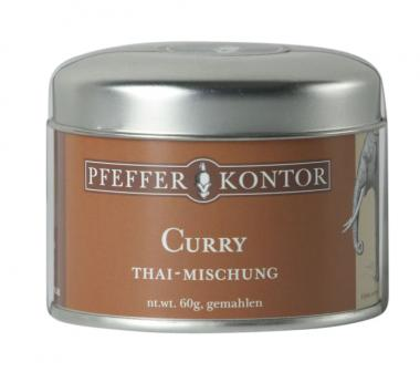 Curry Thai - Pfeffer Kontor - 60g Dose