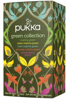 Green Selection - Pukka Tee - 30g