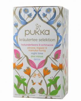 Kräutertee Selection - Pukka - 36g