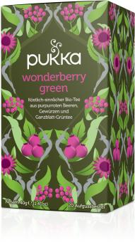 Wonderberry Green - Pukka Tee - 36g