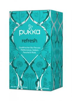 ( Mint )Refresh - Pukka Tee - 40g