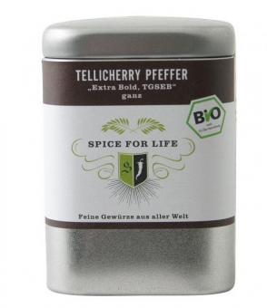 Tellicherry Pfeffer - Black Balls of Fire 45 g