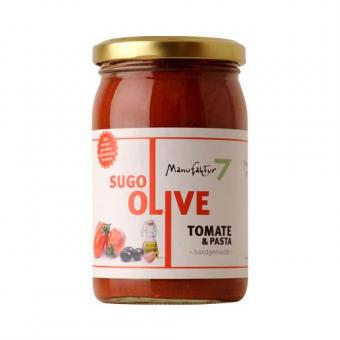 Tomatensauce - Sugo-Olive - Tomate 7- 300 ml