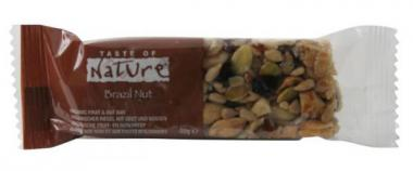 Bio Müsliriegel Brazil Nut - Taste of Nature - 40g