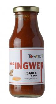 Grillsauce Ingwer - Tomate 7 - 250ml - MHD 31.01.2017