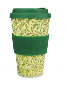 ecoffee cup to go 400ml Willow