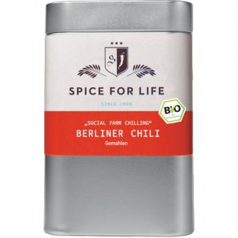 Berliner Chili gemahlen- Spice for Life- 65g