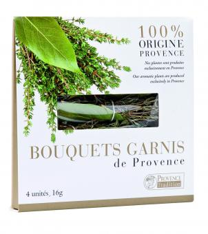 Bouquets Garnis - Provence Tradition - 16 g / 4 STK