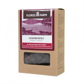 Cranberries - Flores Farm - 100 g