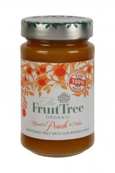 Pfirsich Aufstrich - The Fruit Tree - 250g - MHD 04/21