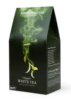 White Tea - Hampstead Tea - 40 g
