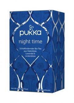 Night time - Pukka Tee - 20g