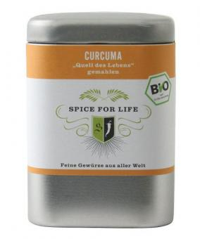 Kurkuma - 90 g - Spice for Life