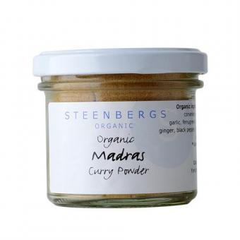 Madras Curry - Steenbergs - 50g